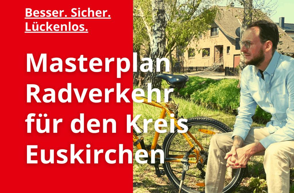 """SPD beantragt einen """"Masterplan Radverkehr"""""""